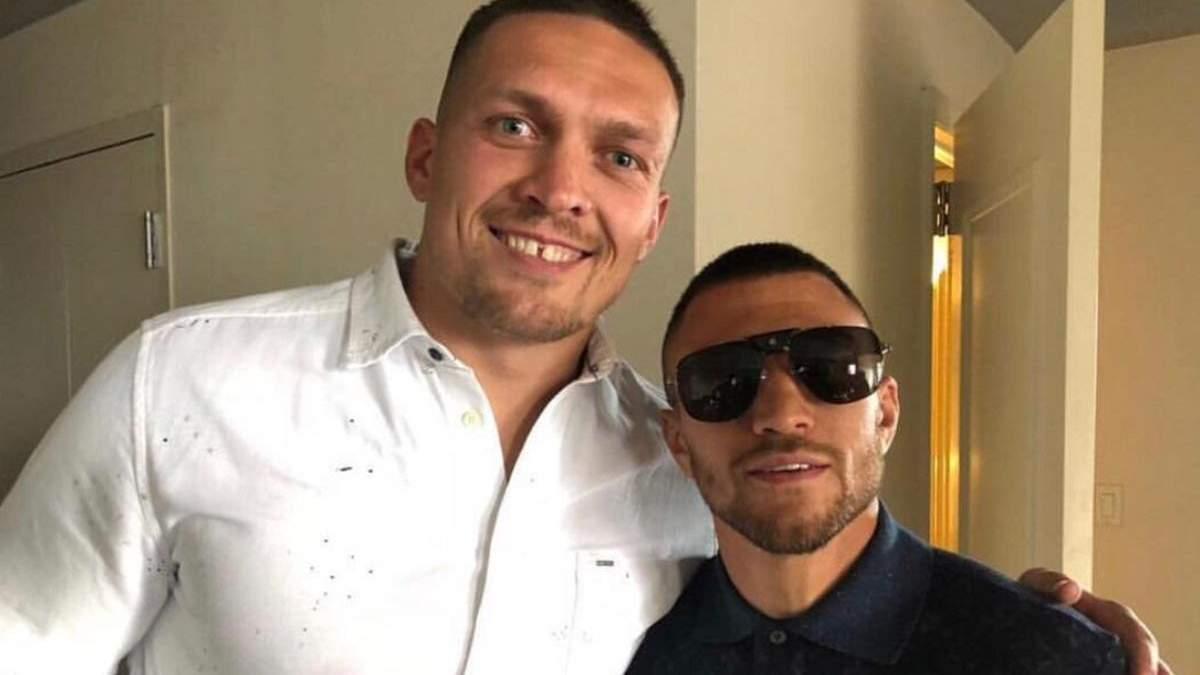 Ломаченко та Усик увійшли у топ-5 найкращих боксерів сучасності – The Ring