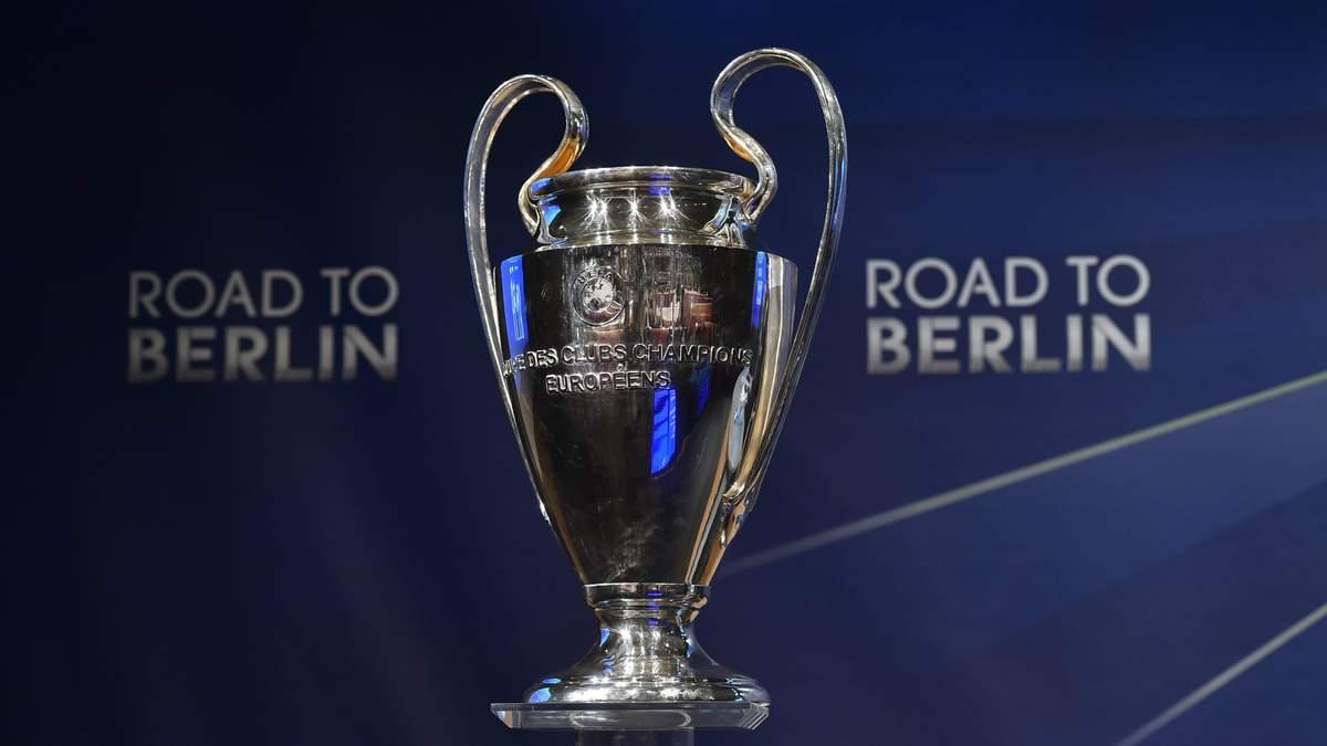 Лига чемпионов 2020 – жеребьевка, пары команд на ЛЧ 2019/2020