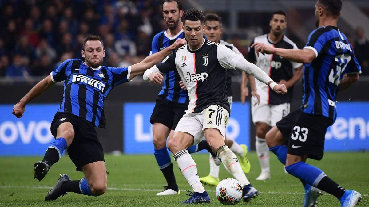 Ювентус – Аталанта: где смотреть онлайн матч Серии А