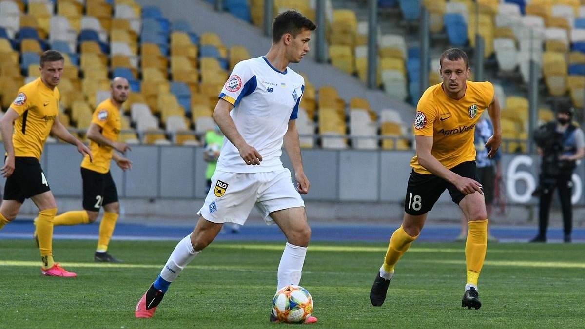 Александрия – Динамо: прогноз, ставки на матч 12.07.2020