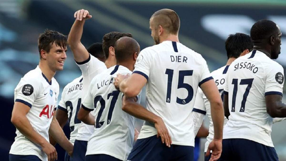Тоттенхэм – Арсенал: смотреть онлайн матч 12.07.2020 – АПЛ