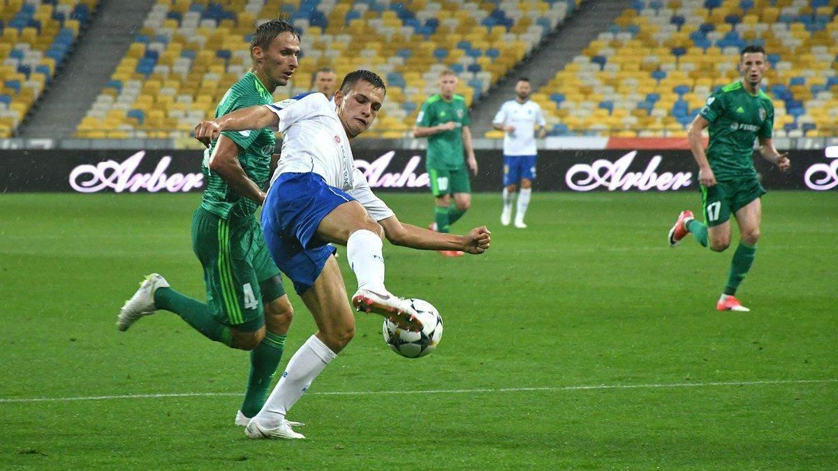 Динамо – Ворскла: стартові склади на фінал Кубка України