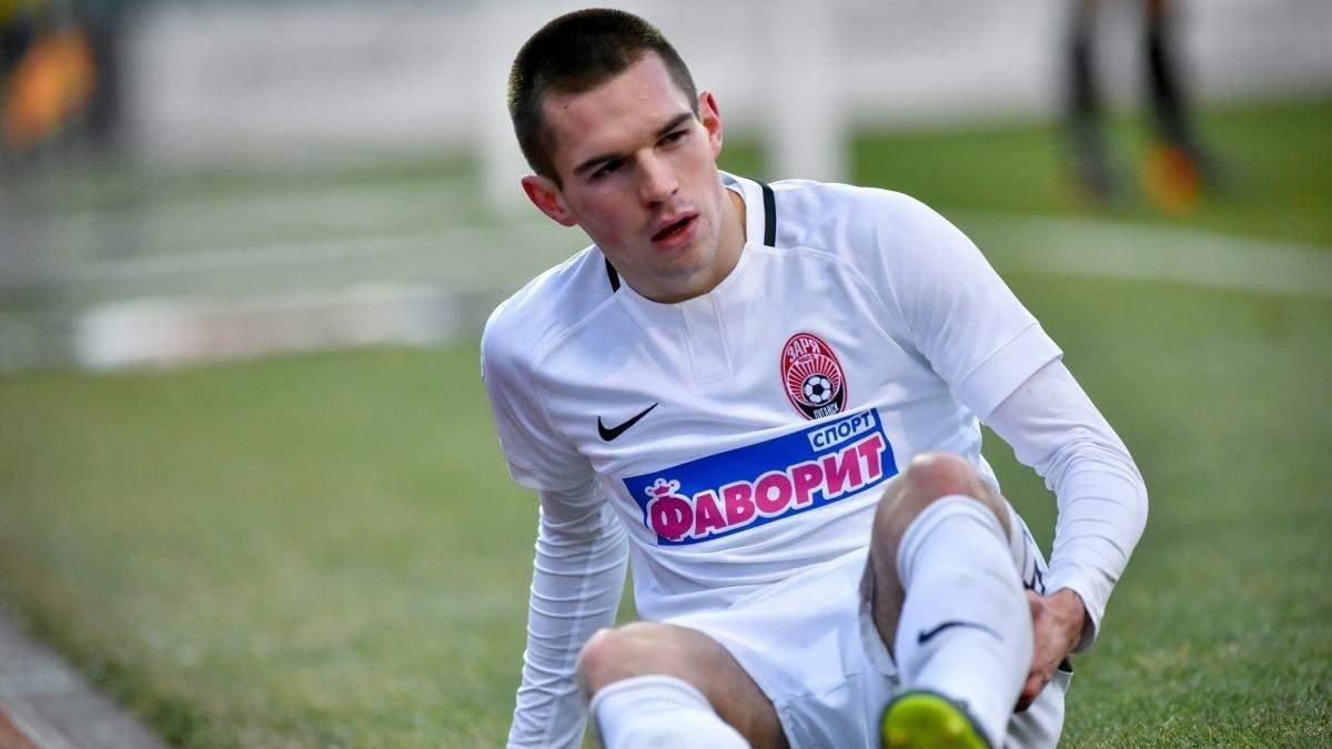 """У """"Зорі"""" розповіли, чи вдалось втримати лідера команди Михайличенка"""