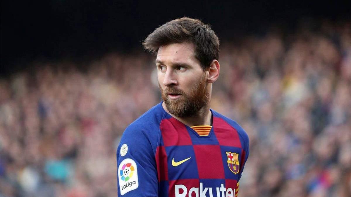 """""""Червона кнопка"""" Мессі: """"Барселона"""" дозволила футболісту звільняти президента і тренера"""