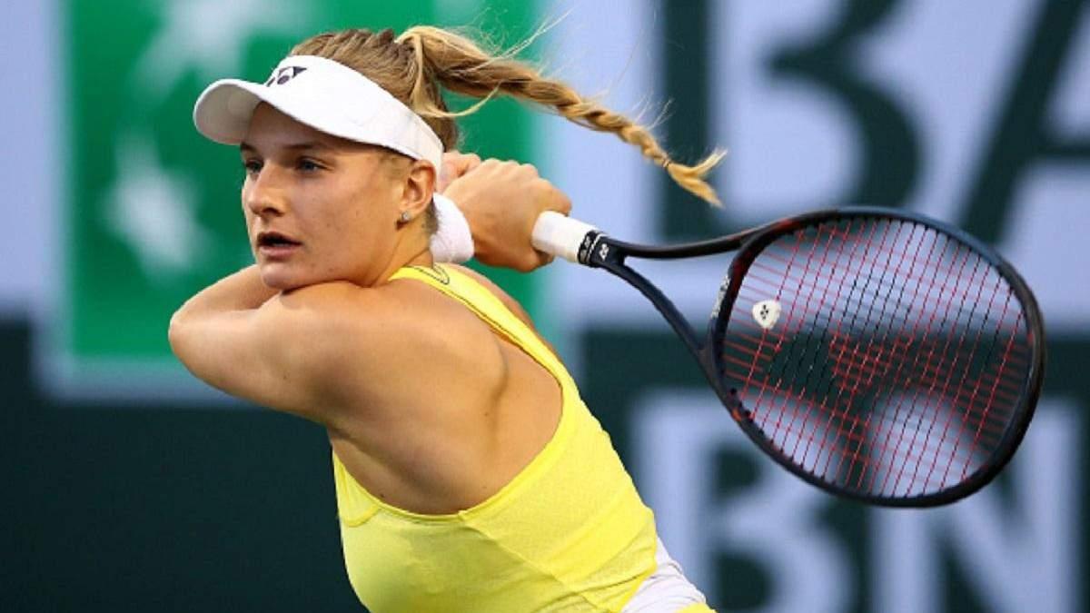 Теннисистка Ястремская объяснила ситуацию с фото, через которое ее обвинили в расизме