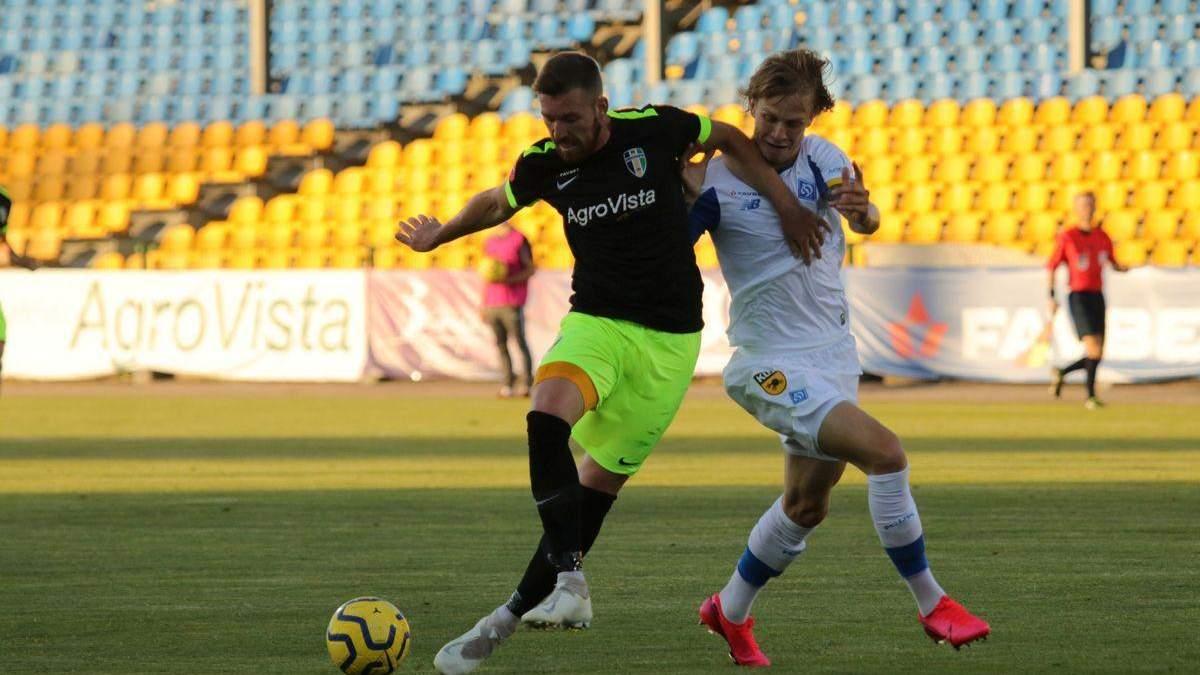 Олександрія – Динамо: огляд, рахунок, відео матчу 12.07.2020 – УПЛ