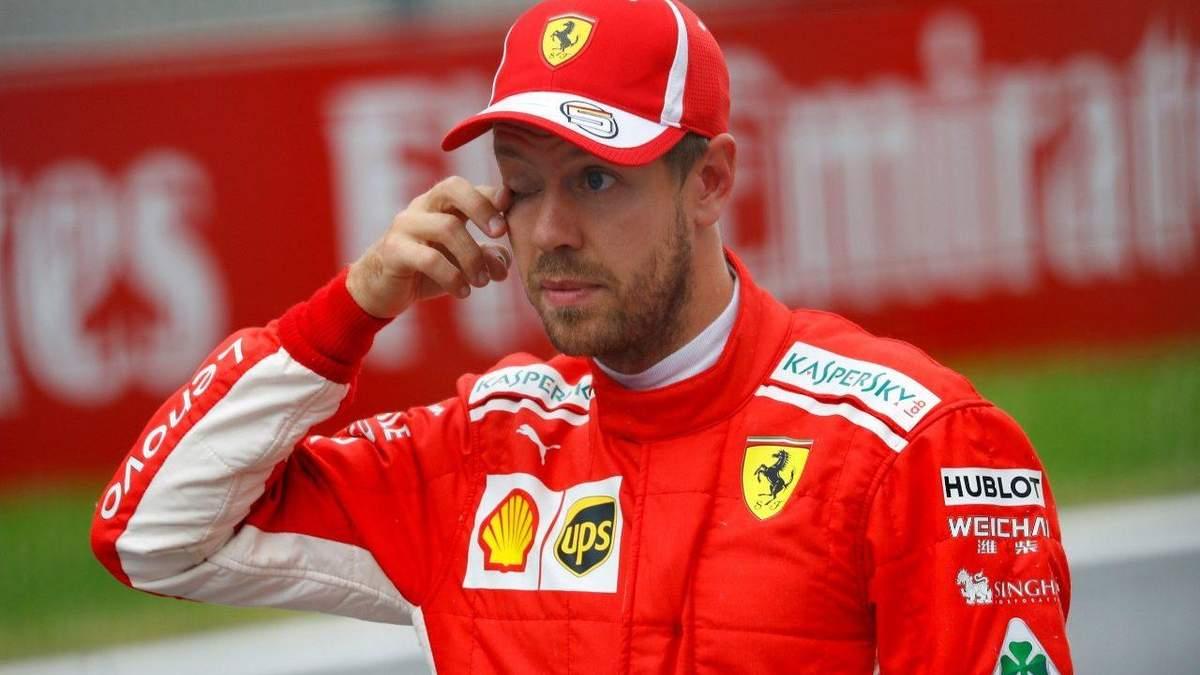 Феттель заявив про готовність повернутися у Red Bull, Хорнер дав категоричну відповідь пілоту