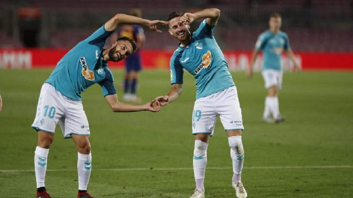 Барселона – Осасуна: огляд, рахунок, відео матчу 16.07.2020
