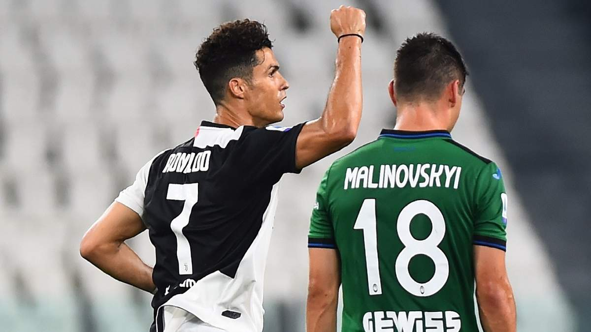 """Маліновський розповів про поєдинок проти """"Ювентусу"""" на чолі з Роналду"""