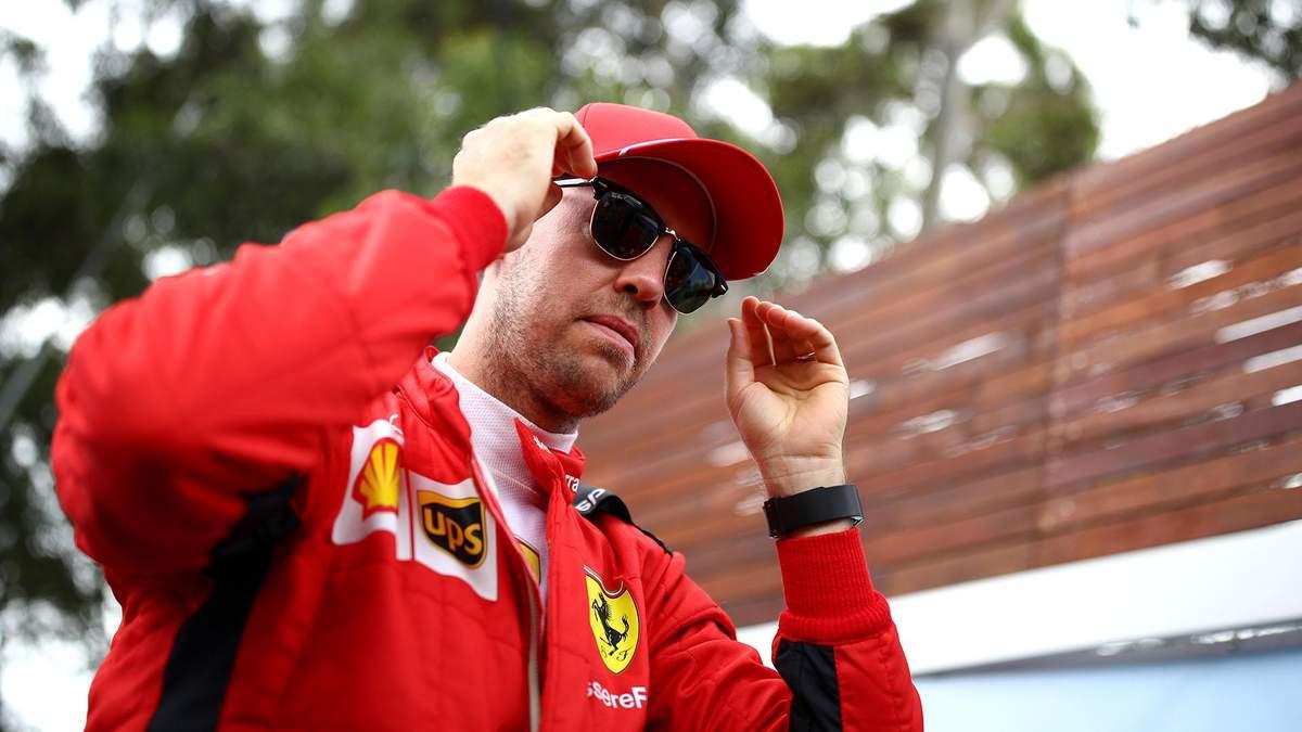 Формула 1: Себастьян Феттель перейдет в Racing Point в 2021 году