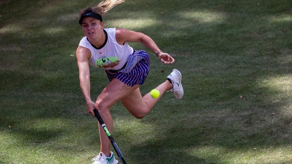 Погода внесла коррективы: когда сыграет Свитолина в финале турнира в Берлине