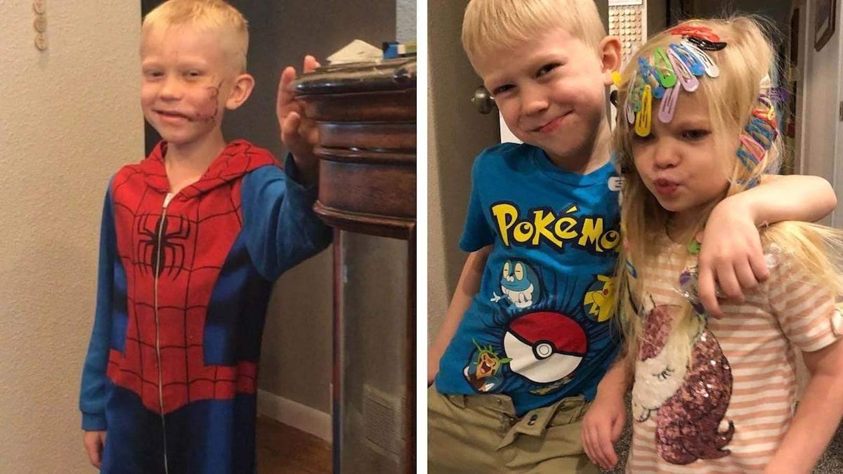 6-річний хлопчик врятував сестру від собаки: WBC визнала його почесним чемпіоном з боксу