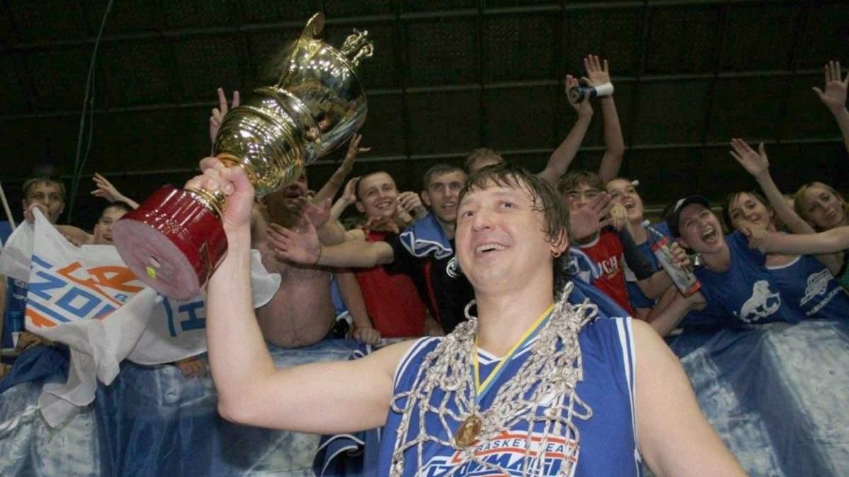 Неожиданно умер экс-баскетболист сборной Украины Андрей Ботичев