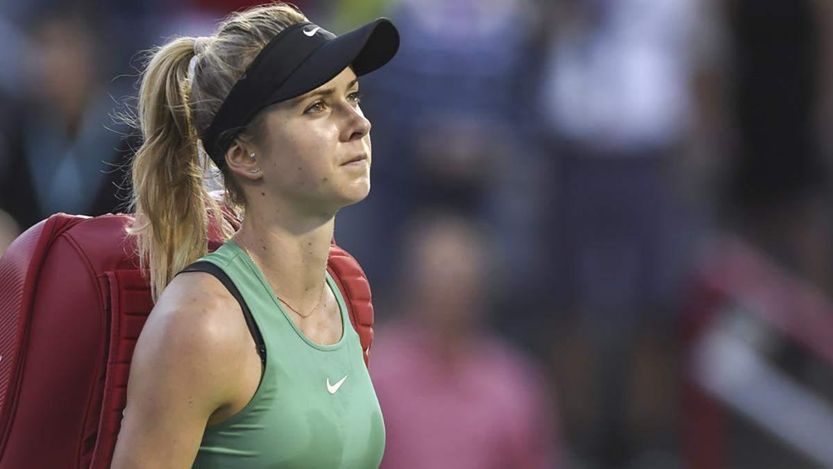 Еліна Світоліна програла Петковіч на турнірі в Берліні