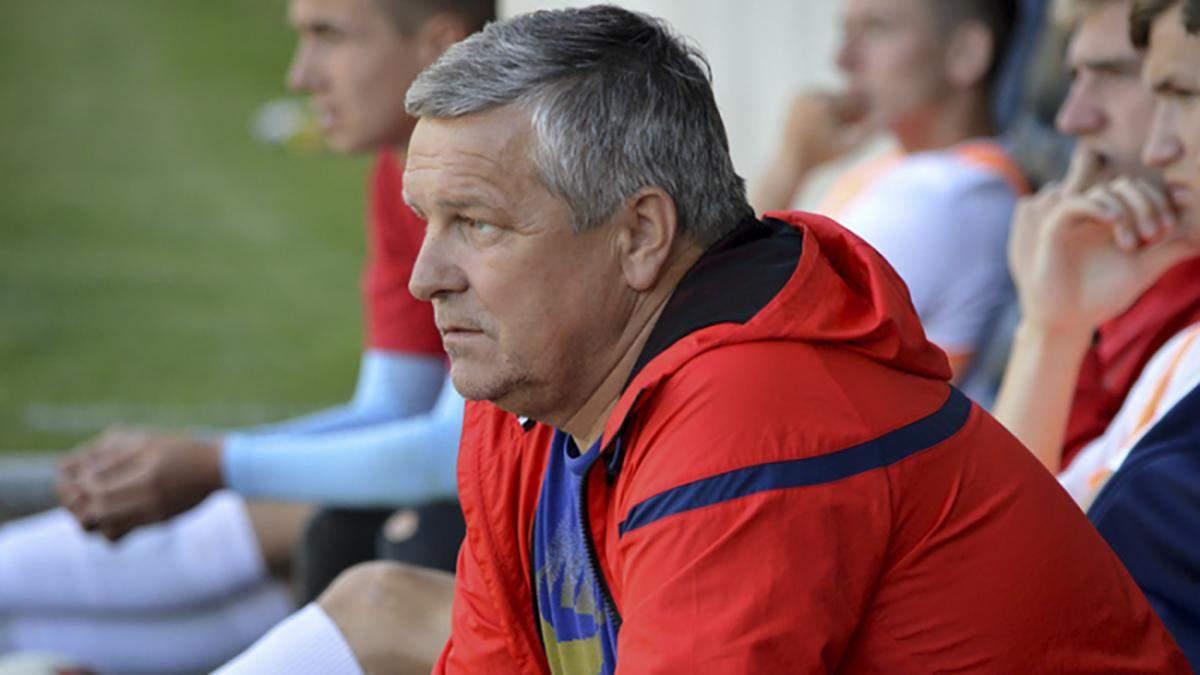 Футбольный тренер Виктор Ряшко погиб в ДТП возле Мукачева 19.07.2020