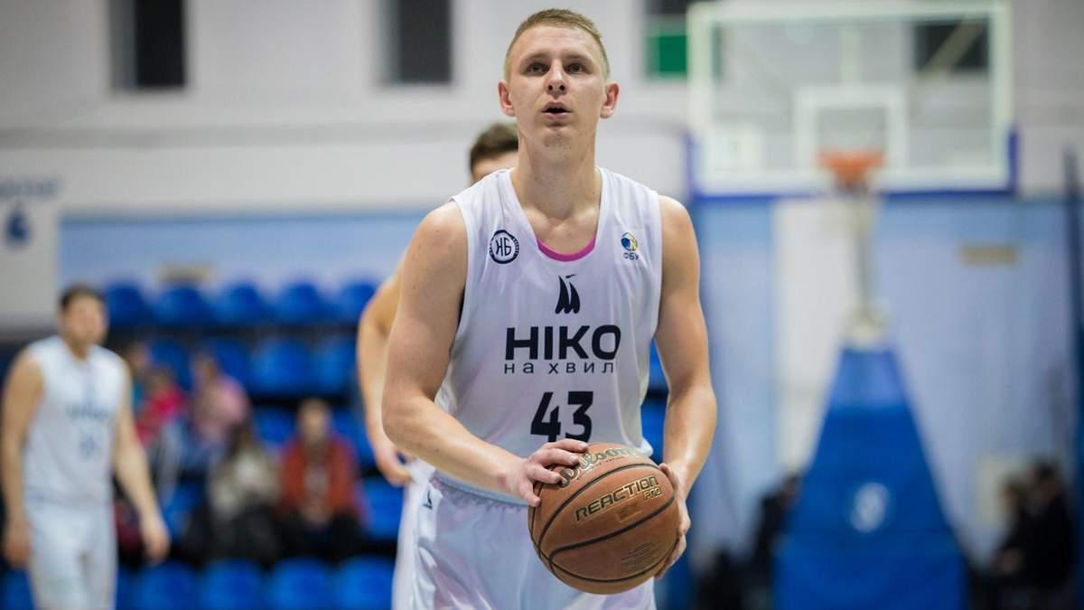 Український баскетболіст розповів історію, як мало не втратив кар'єру через ставки на спорт