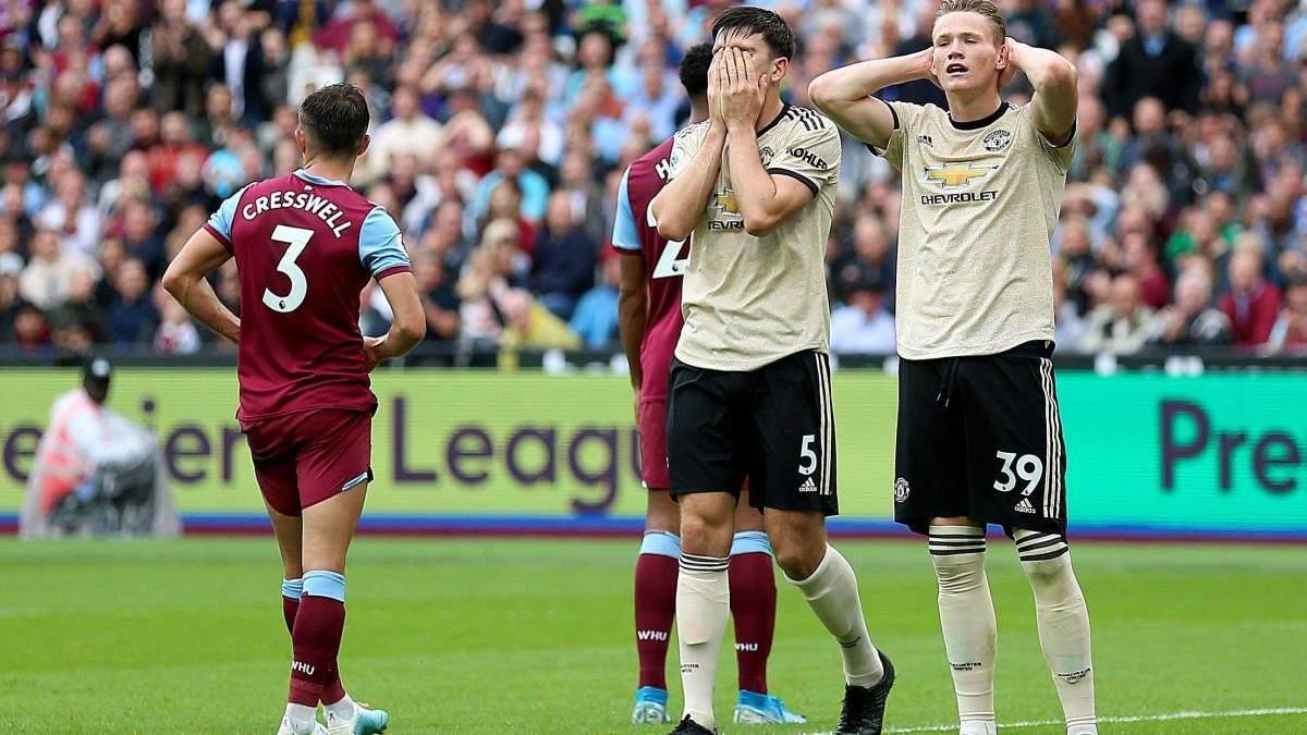 Манчестер Юнайтед - Вест Хем: огляд, рахунок, відео матчу 22.07.2020