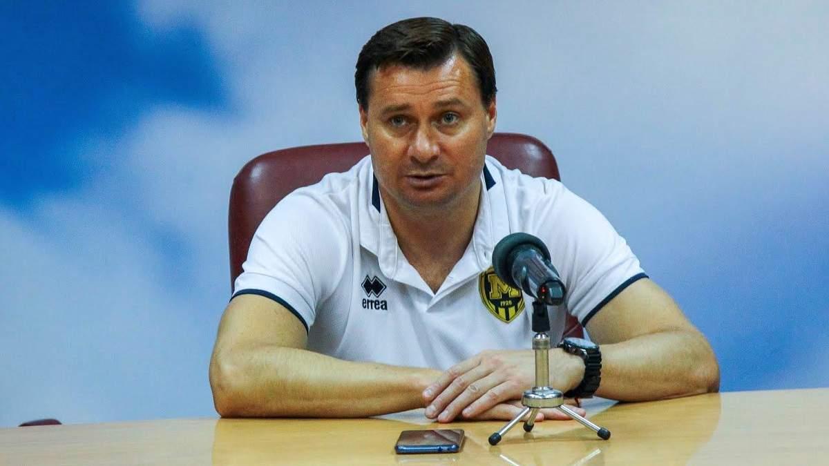 Известный украинский клуб уволил главного тренера и уже назначил нового