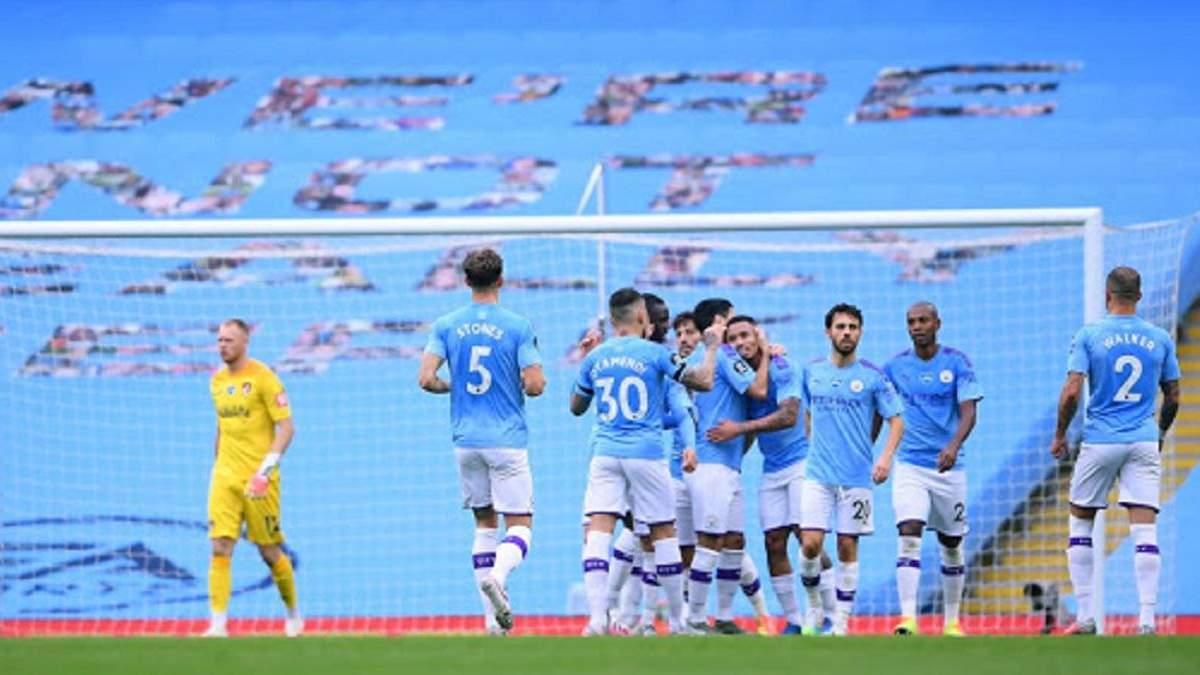"""""""Манчестер Сіті"""" безжально розгромив """"Вотфорд"""", Зінченко зіграв 25 хвилин"""
