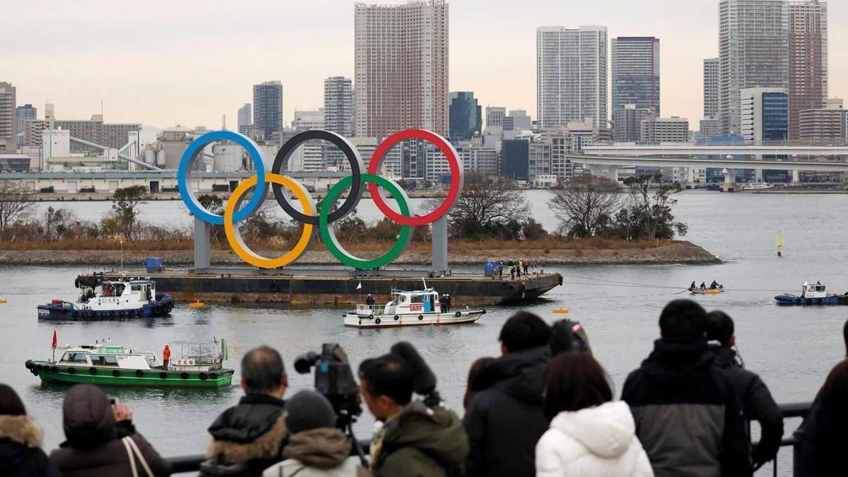 У Токіо назвали умову проведення Олімпіади-2020
