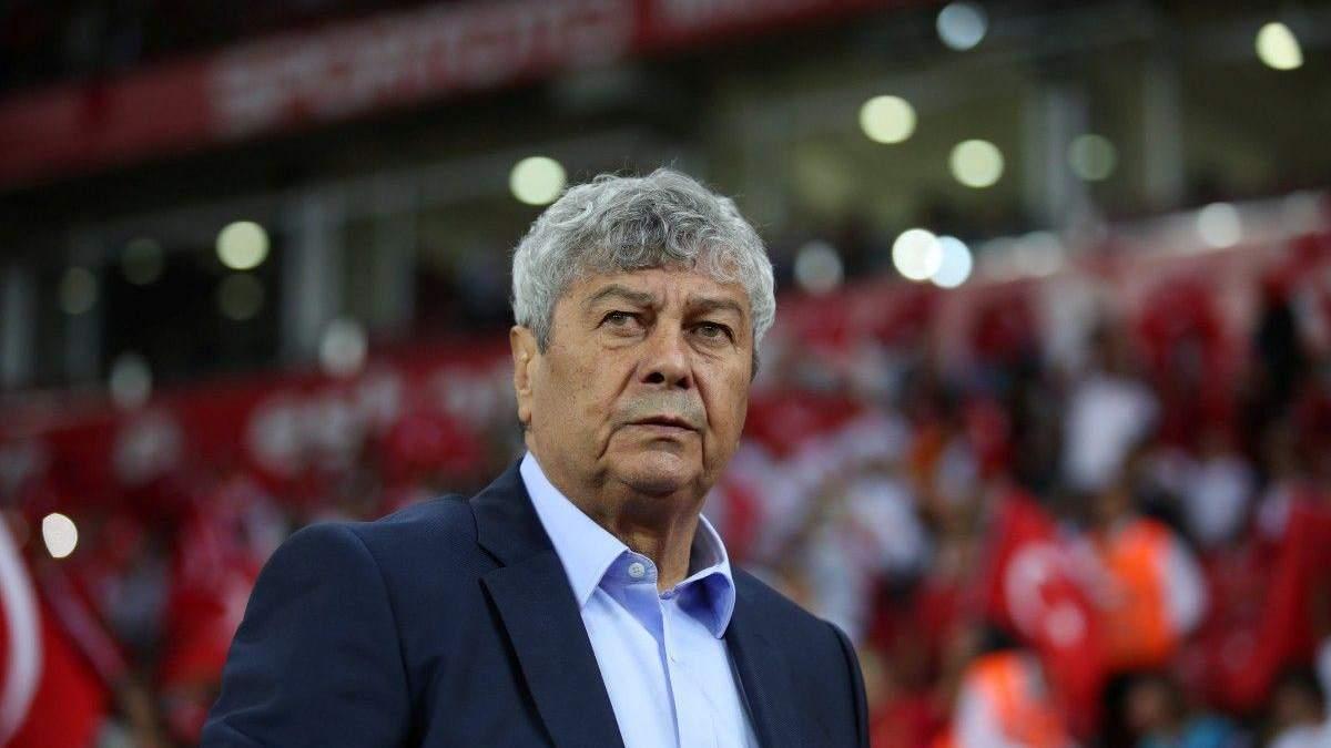 Мирча Луческу – биография  тренера Динамо Киев