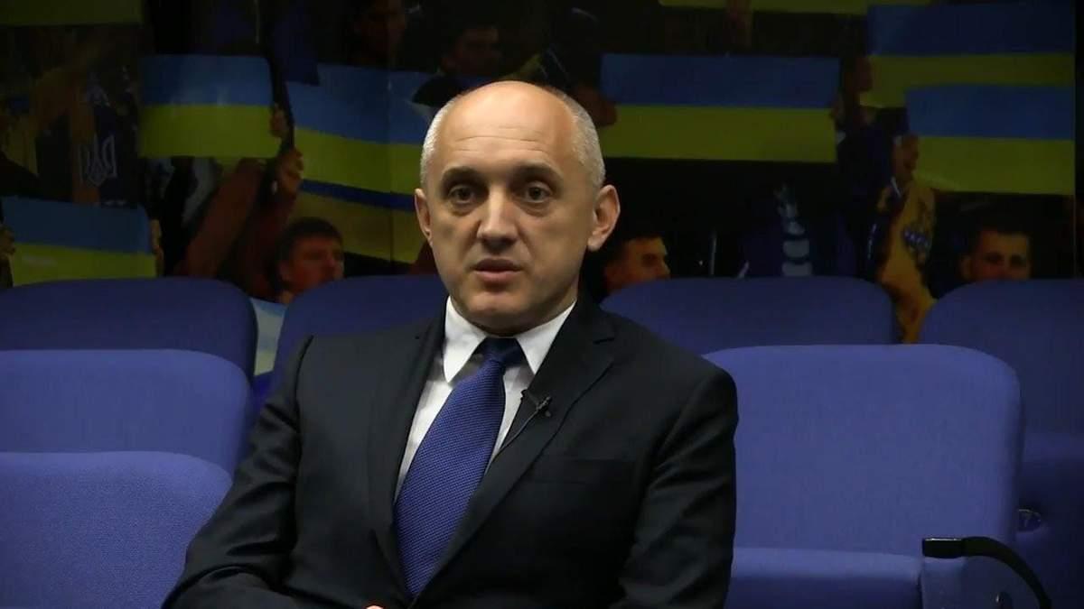 Офіційно: віцепрезидент УАФ Собуцький довічно дискваліфікований за побиття арбітра