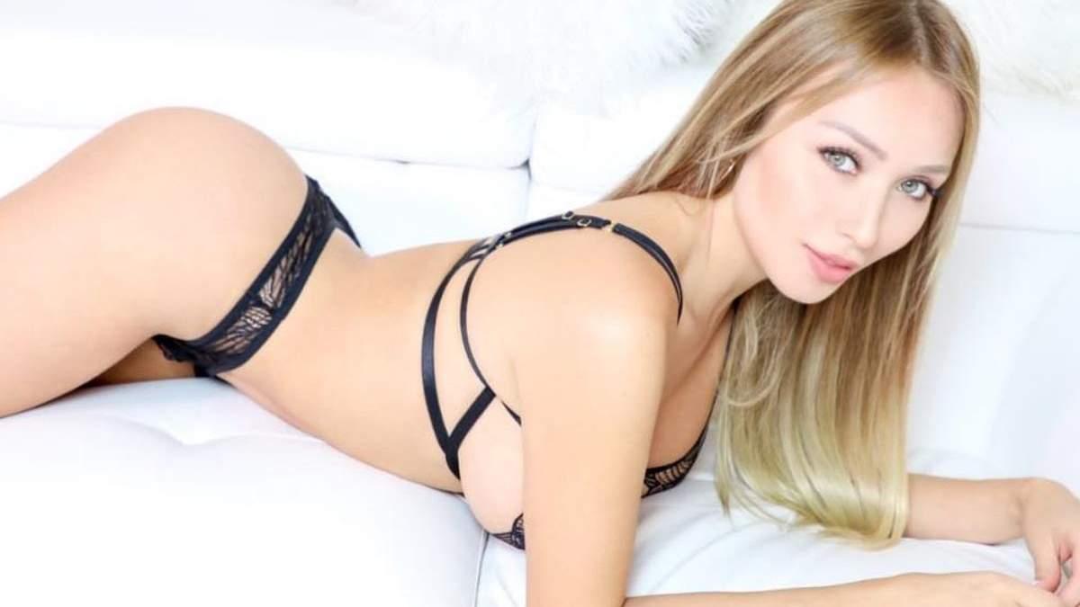 Модель Playboy, яка спала з Кріштіану Роналду, придбала футбольний клуб: фото красуні