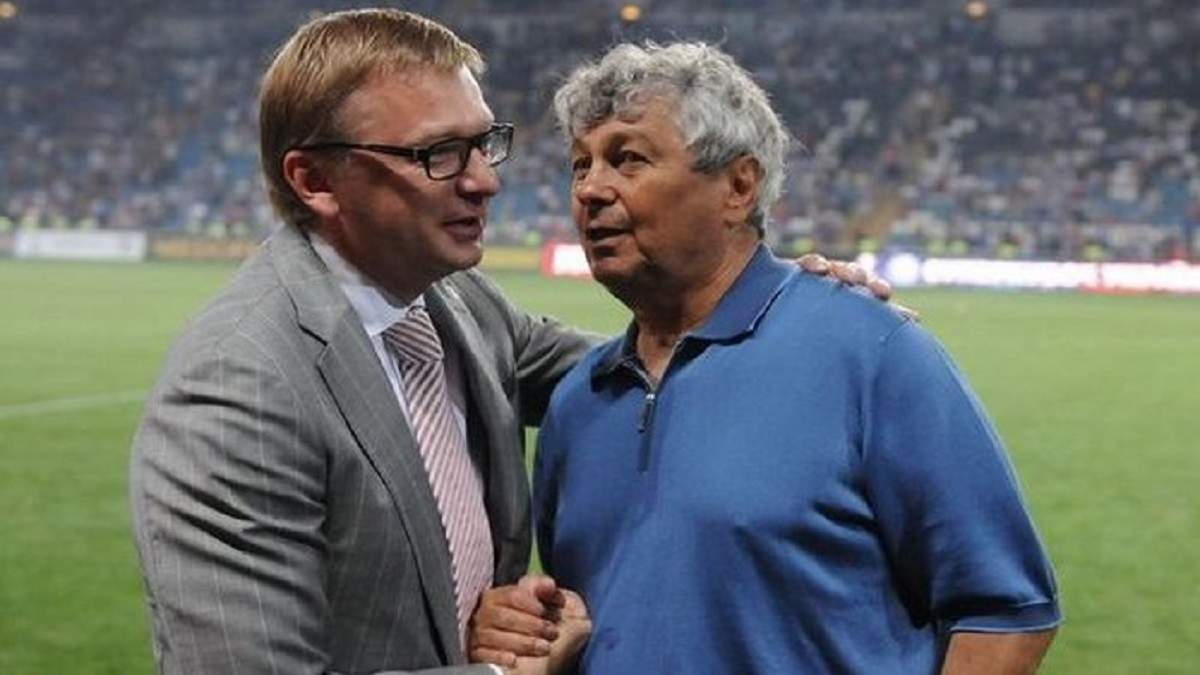 """Він себе вичерпав: """"Шахтар"""" відреагував на призначення Луческу в """"Динамо"""""""