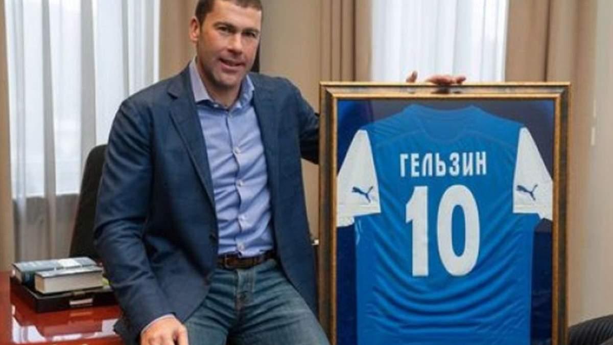 """Владелец """"Олимпика"""" мечтает перевезти команду в Одессу и переименовать в """"Черноморец"""""""