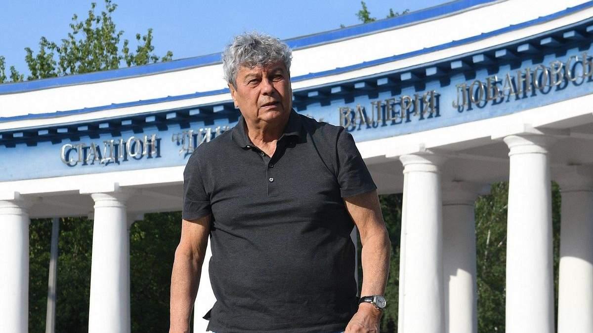 """Головне завдання та трансферні плани Мірчі Луческу в """"Динамо"""""""