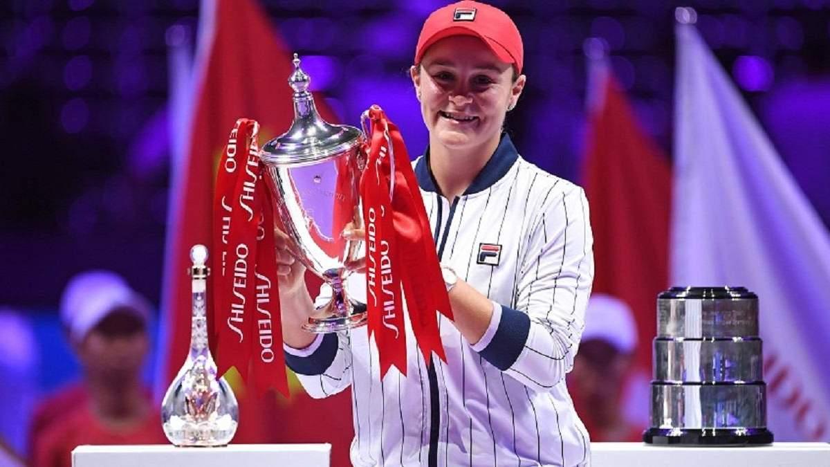 Перша ракетка світу Барті несподівано пропустить US Open: причина