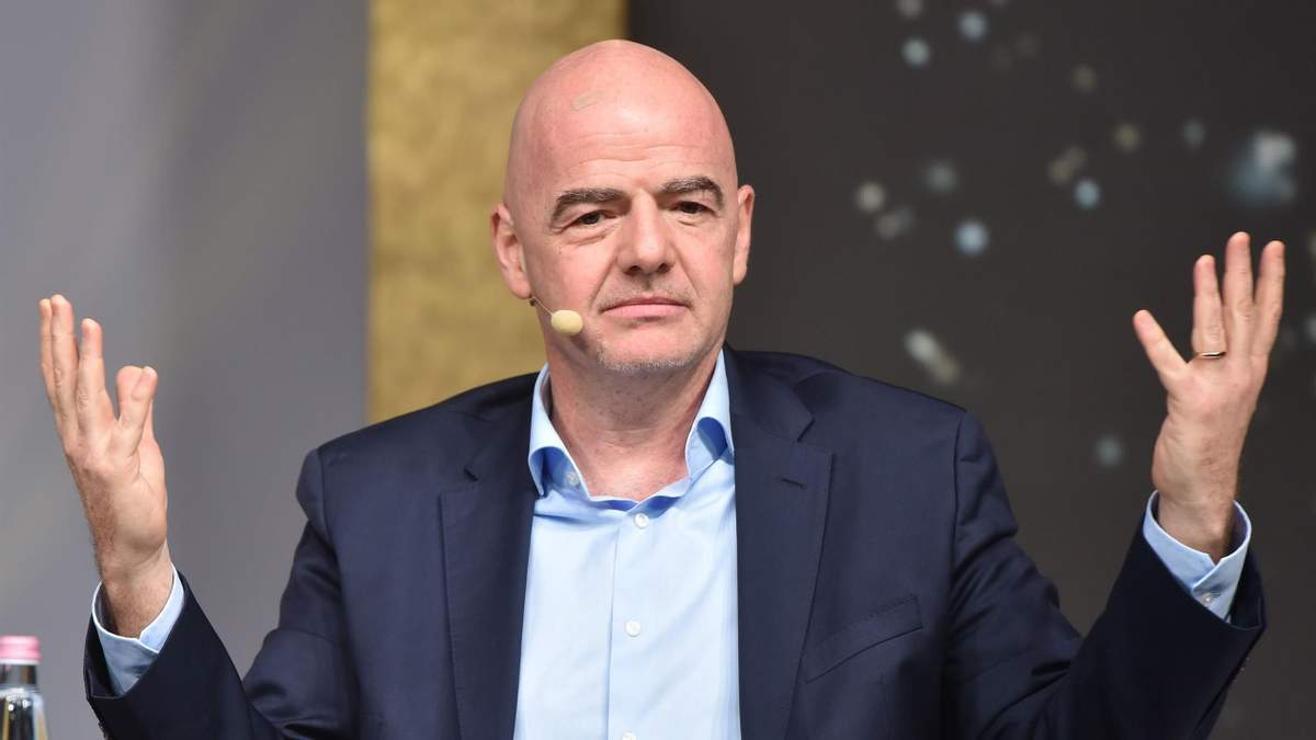 Проти президента ФІФА Інфантіно порушено кримінальну справу