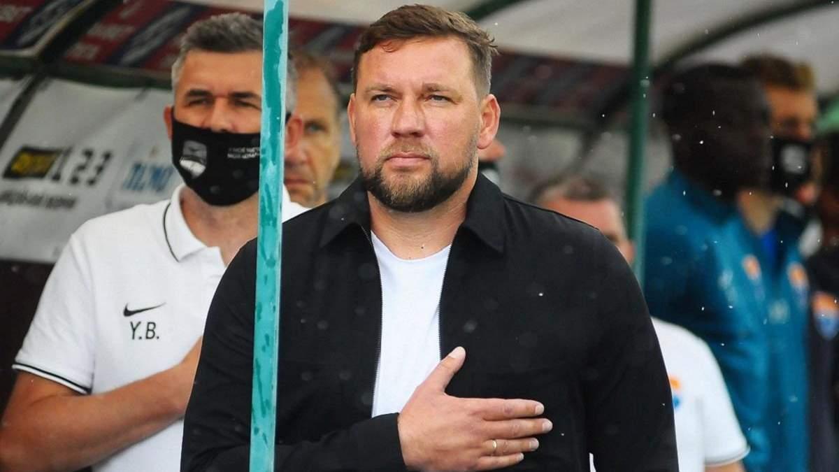 """Не """"Заря"""": кого может возглавитьэкс-тренер """"Мариуполя"""" Бабич"""