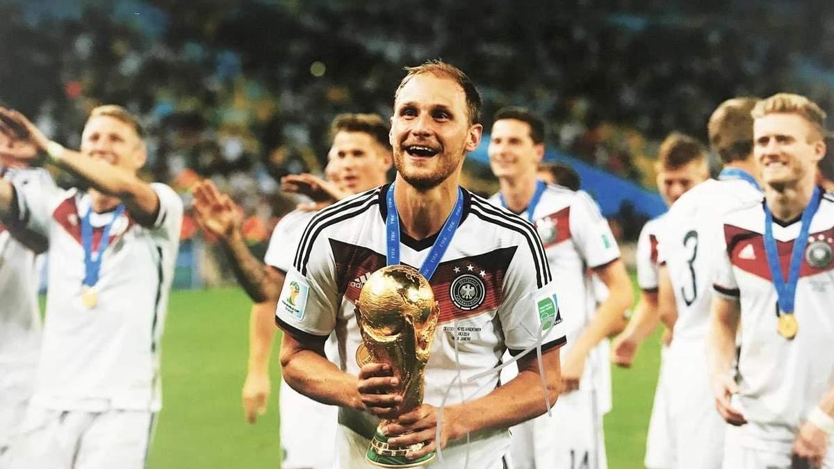 Другий поспіль чемпіон світу з футболу вирішив закінчити кар'єру після виступів у Росії