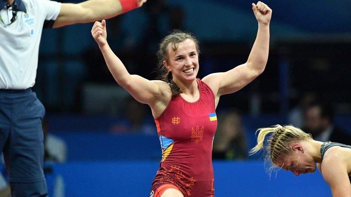 Хотілося довести, що бронза на чемпіонаті світу не стала випадковістю, – борчиня Оксана Лівач