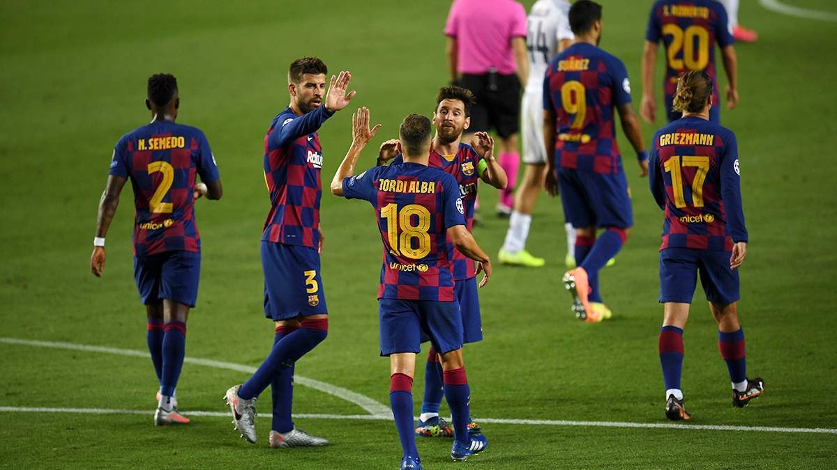 Барселона – Наполі: огляд, рахунок, відео матчу 08.08.2020