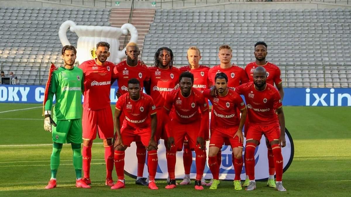 Команда Соболя програла фінал Кубка Бельгії, українець зіграв не найкращим чином