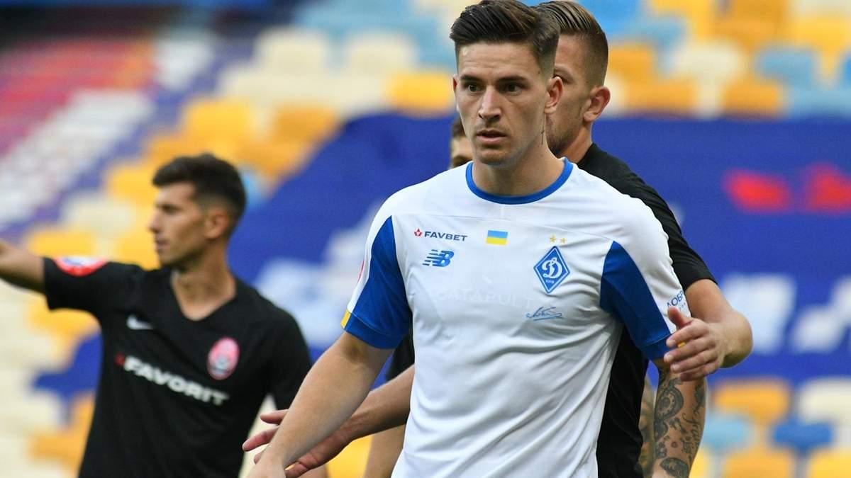 """Вербичу зробили операцію: коли лідер """"Динамо"""" повернеться до тренувань та зіграє перший матч"""