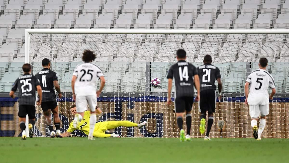 Ювентус – Ліон: огляд, рахунок, відео матчу 07.08.2020