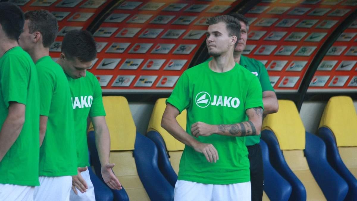 Олег Слободян.