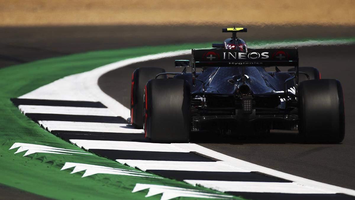 Формула 1: результаты квалификации Гран-при 70-летие