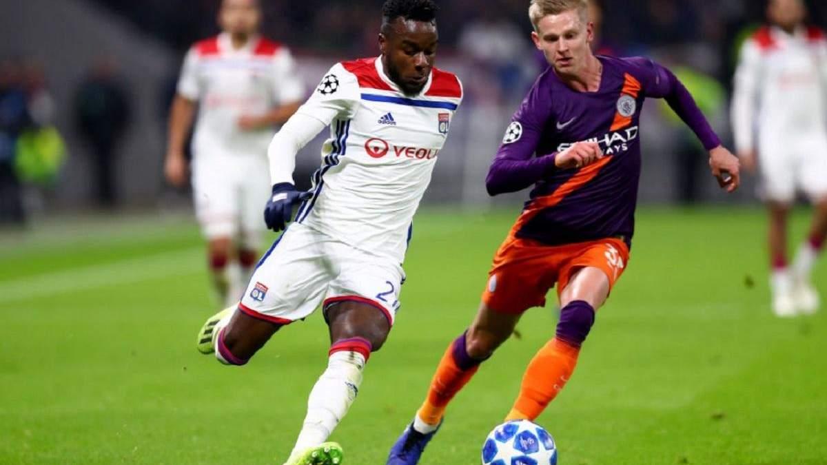 Манчестер Сіті – Ліон: прогноз, ставки на матч 15.08.2020 – ЛЧ