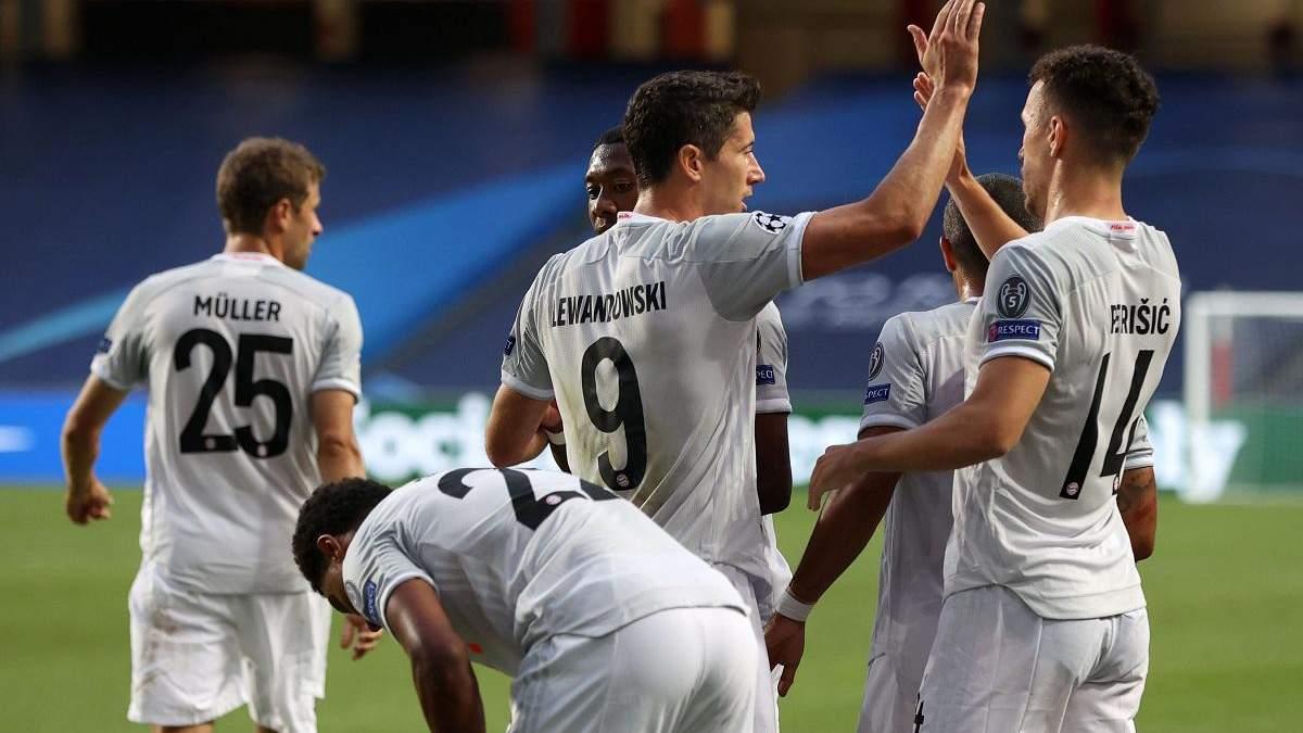 Бавария – Барселона: обзор, счет, видео матча 14.08.2020
