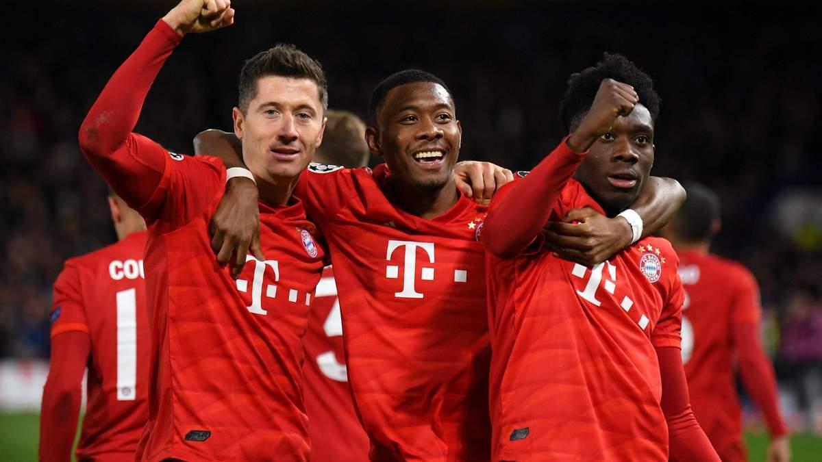 Бавария – Барселона: где смотреть матч 14.08.2020 – ЛЧ