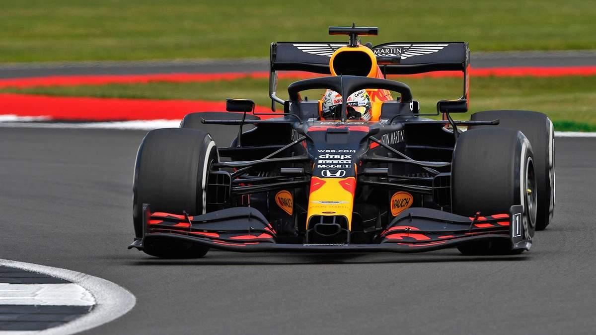 Формула 1: результаты гран-при 70-летие Формулы 1 09.08.2020