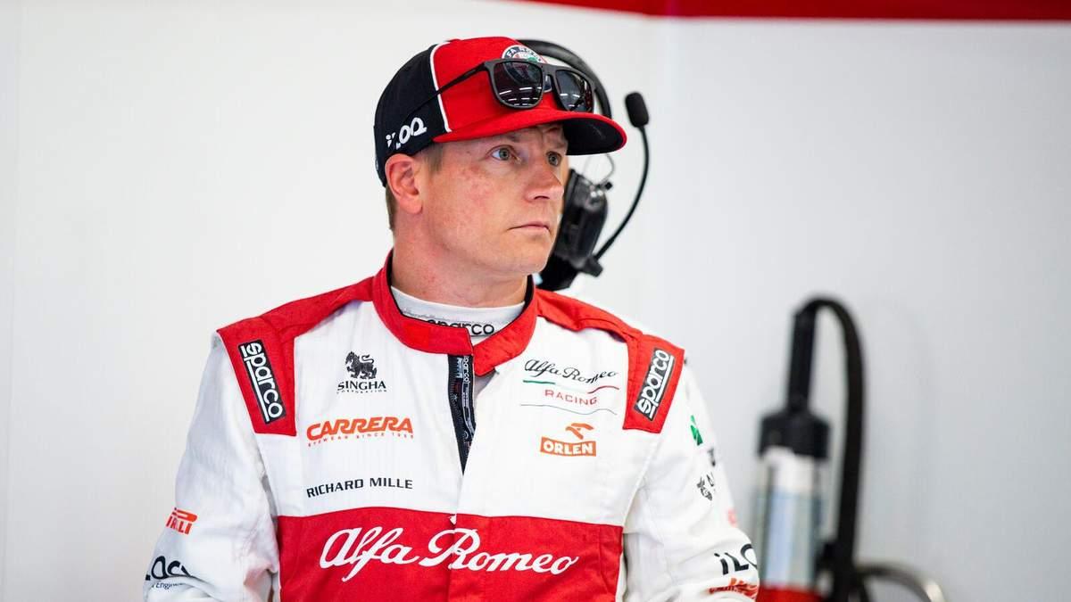 Кими Райкконен побил легендарный рекорд Михаэля Шумахера в Формуле-1