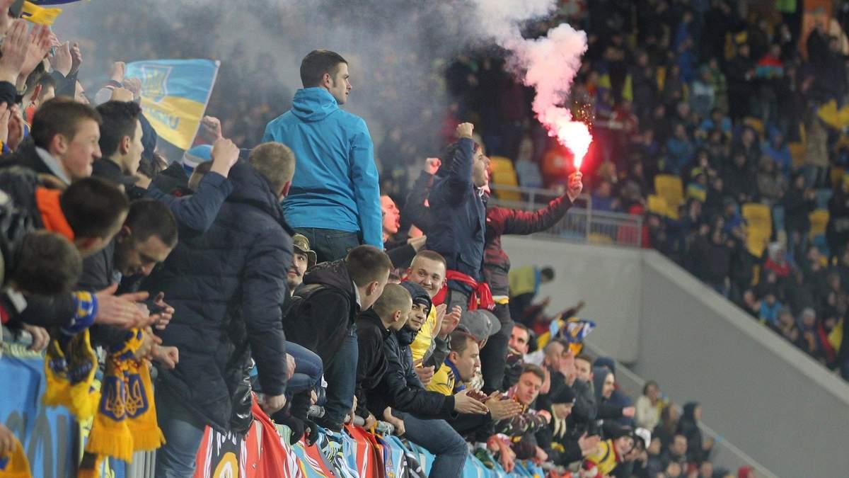УЕФА не будет допускать фанатов на матчи Лиги чемпионов и Лиги Европы