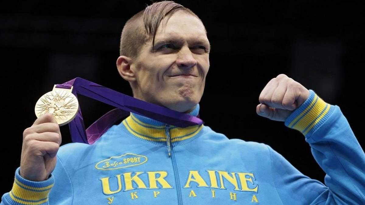 8 лет назад Усик стал олимпийским чемпионом: видео победного поединка против итальянца