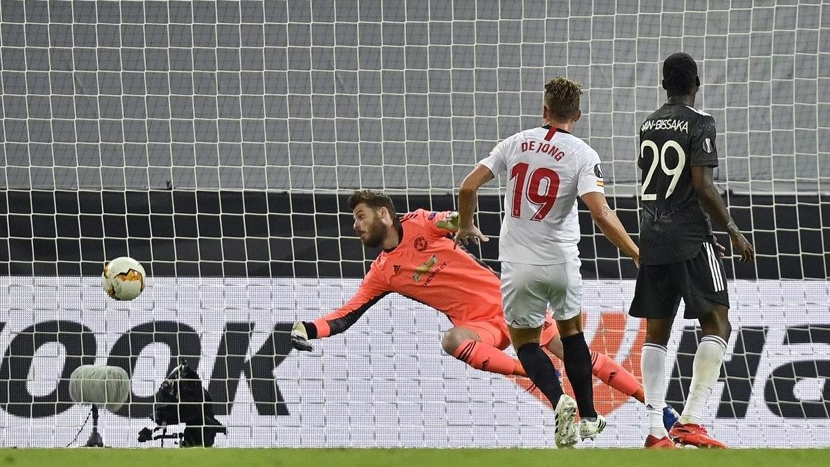 Севілья – Манчестер Юнайтед: рахунок матчу та відео голів 16.08.2020