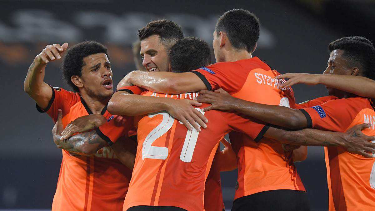 Интер – Шахтер: анонс матча 1/2 финала Лиги Европы 17 августа 2020